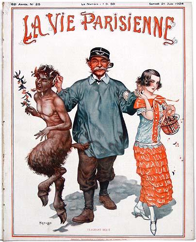 La Vie Parisienne - 1924
