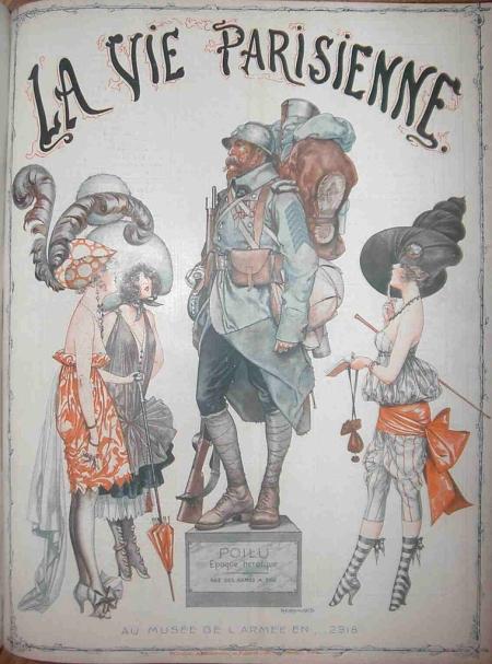 La Vie Parisienne - 1918