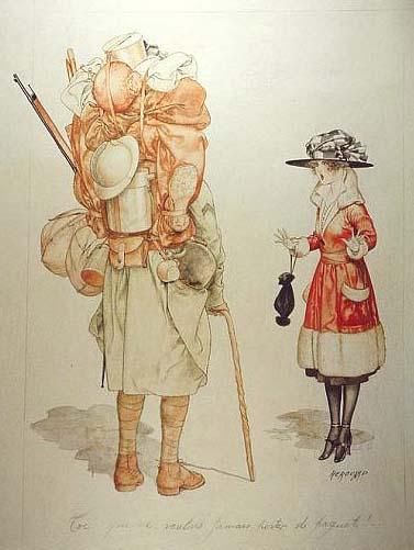 La Vie Parisienne - 1916