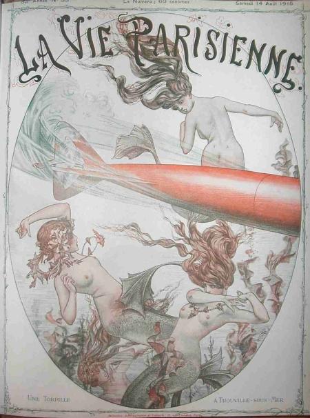 La Vie Parisienne - 1915