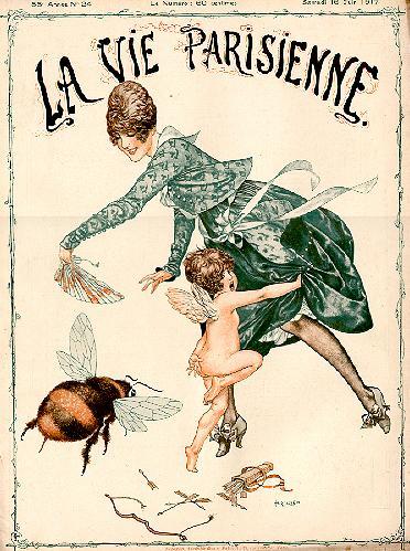 La Vie Parisienne - 1917