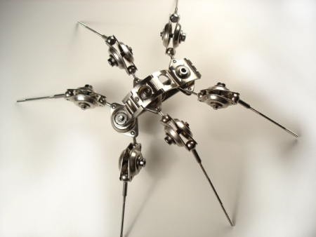 Stainless Steel Spider Armature
