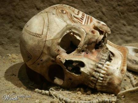 Crâne blindé