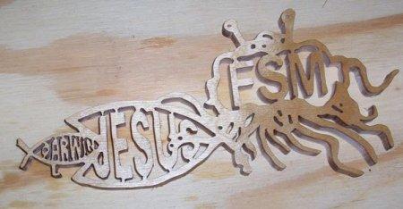 Darwin - Jesus - FSM