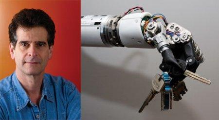 Dean Kamen + Luke arm