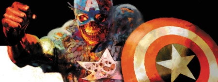 Marvel Zombies - Captain America