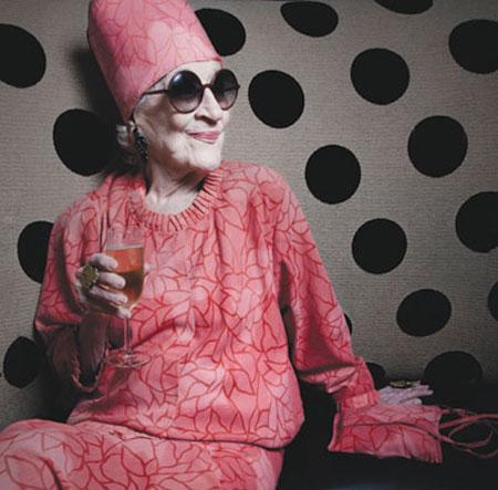 Zelda Kaplan (92 ans), ancienne humanitaire et reine de la nuit